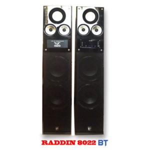 اسپیکر میکروفایر – مدل : رادین 8022BT